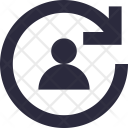Update Profile Refresh Icon