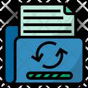Update Task Progress Icon