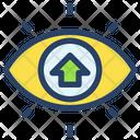 Eye Businessman Project Icon