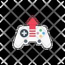 Game Development Play Icon