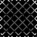 Upin Stationary Pin Icon