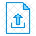 Uplaod document Icon
