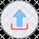 Upload App User Interface Icon