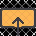 Upload Upload Data Up Arrow Icon