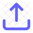 Upload Uploading Arrow Up Icon