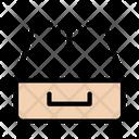 Upload Close Drawer Icon