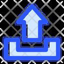 Upload Up Icon