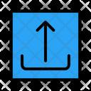 Upload Online Arrow Icon