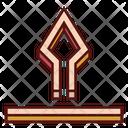 Upload Arrow Navigation Icon
