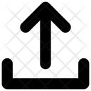 Interface Arrow Up Icon