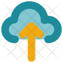 Interface Cloud Arrow Icon