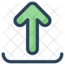 Arrow Share Up Icon
