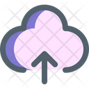Internet Upload Website Icon