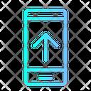Upload Arrow Cloud Icon
