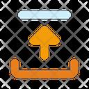 Send Share File Icon