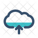 Upload Connection Network Icon