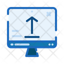 Website Upload File Icon