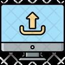 Upload Uploading Uploading File Icon