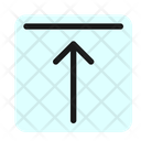 Top Vertical Align Icon