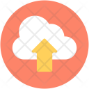 Upload Cloud Uploading Icon