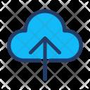 Upload Storage Cloud Icon