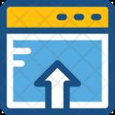 Uploading Upload Sign Icon