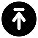 Up Symbol Direction Icon