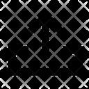 Export Arrow Up Icon