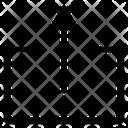 Upload Uploading Arrows Icon