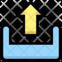 Upload Arrow Uploading Up Icon