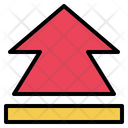 Upload Uploading Arrow Icon