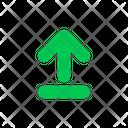 Upload Arrow Up Icon