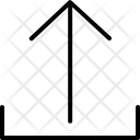 Uploud Up Arrow Icon