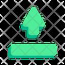 Upload Pointer Arrow Icon