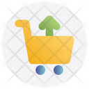 Upload Cart Icon