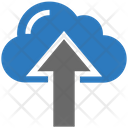 Seo Cloud Up Icon