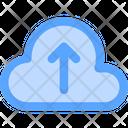 Upload Cloud Icon