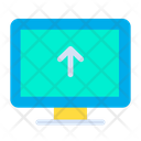 Upload Computer Icon