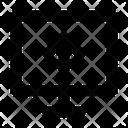 Network Upload Arrow Icon