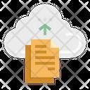 Upload Data Icon