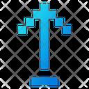 Upload Export Arrow Icon