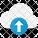 Upload Cloud Computing Icon