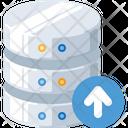 Upload databse Icon