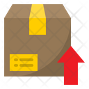 Upload Delivery Icon