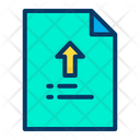 Upload Document Icon