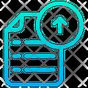 Upload Document Icon