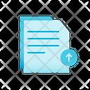 Upload Documents Icon