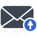 Upload Email Mail Icon