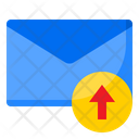 Upload Email Upload Mail Upload Icon