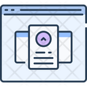 Upload File Icon